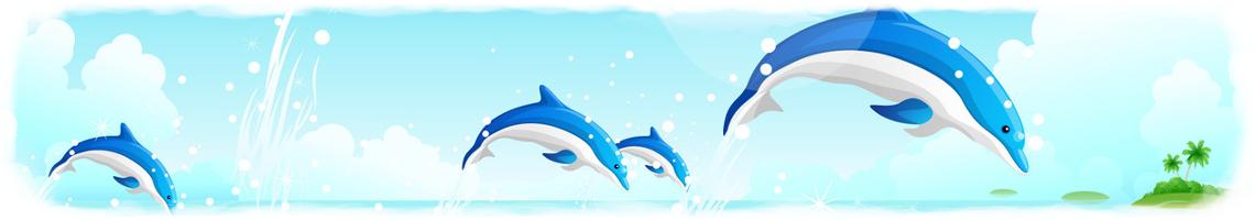 Игры Дельфины 1, 2, 3, 4, 5, 6, 7, 8, 9, 10, играть в шоу дельфинов онлайн и бесплатно