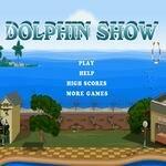 Трюки дельфина: Новое выступление